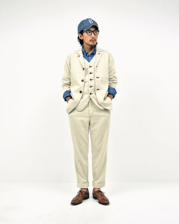 Anachronorm Spring Summer 2013 American Workwear Collection 1