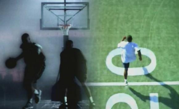 Antoine Walker & Keyshawn Johnson Retro '96 adidas Ads