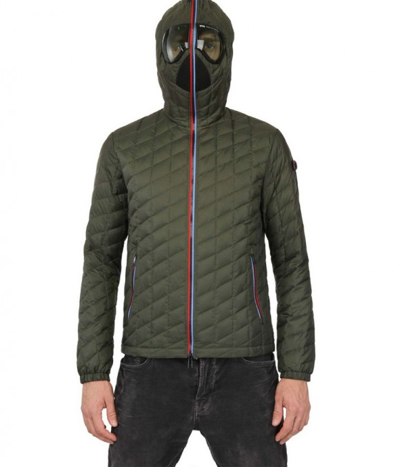 AI Riders on the Storm Creepy Full-Zip Jacket 1