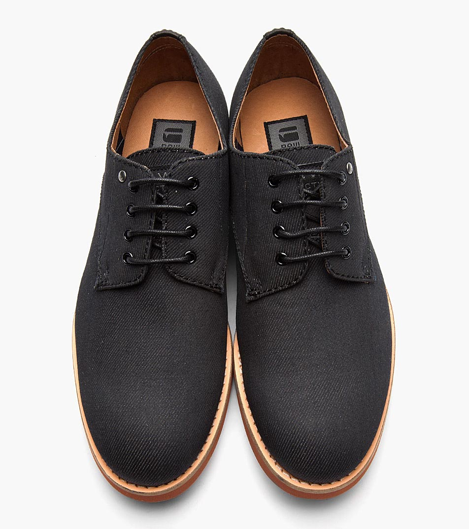 g black denim shoe boot collection summer