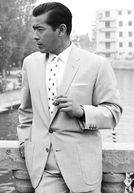 Help Me Find My Clothing Style: Japanese Pimp Toshirô Mifune