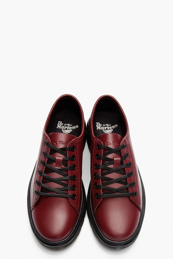Dr. Martens 8053 Unisex Oxford Shoes - Celebrities who wear, use