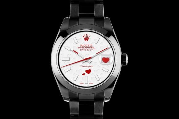 Rolex Bamford Watch Department Valentine's Day Watch