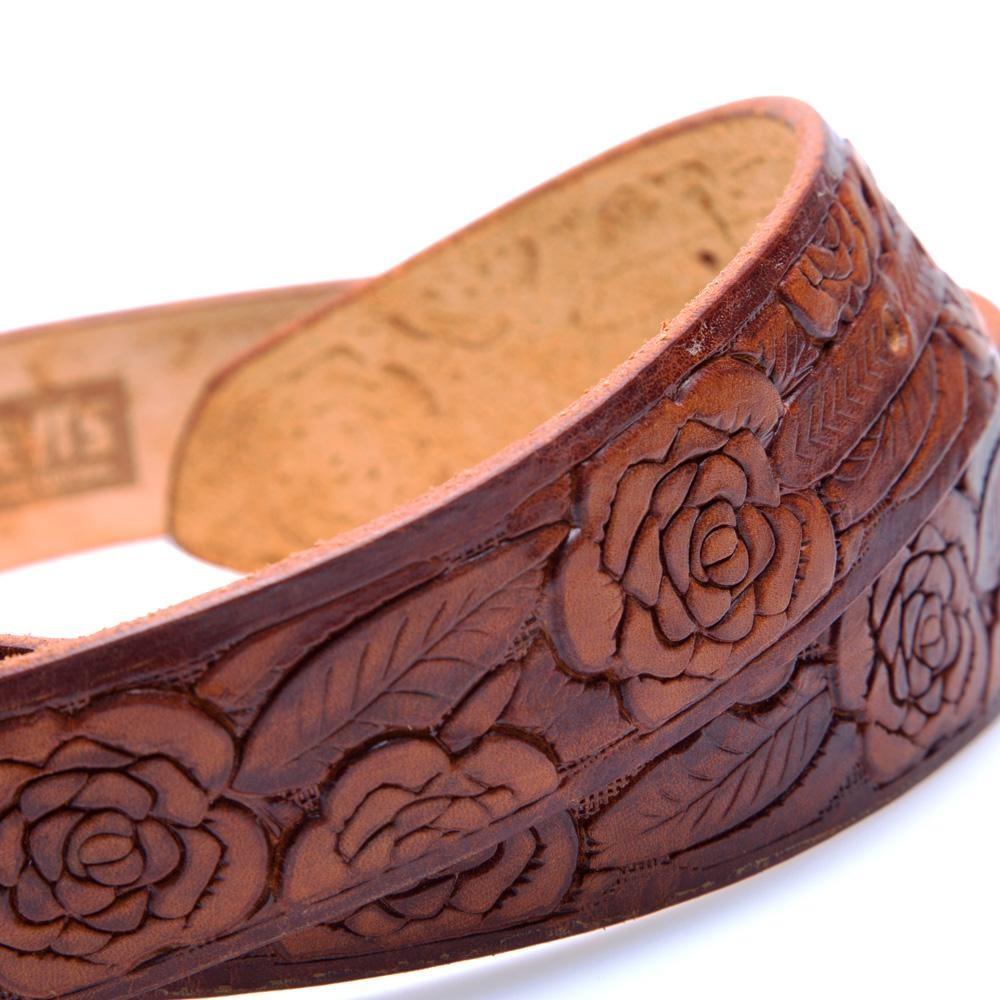 Levi's Vintage Belts SS13 Embossed Rose 2