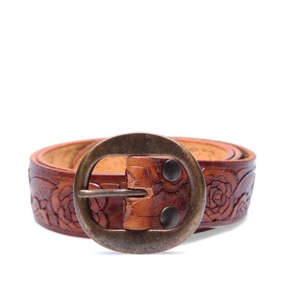 Levi's Vintage Belts SS13 Embossed Rose
