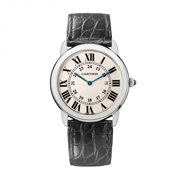 Cartier Men With Elegant Style Watch