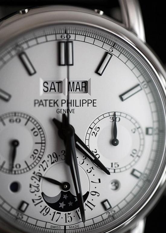 Patek Philippe Best WAtch in the World, Luxury