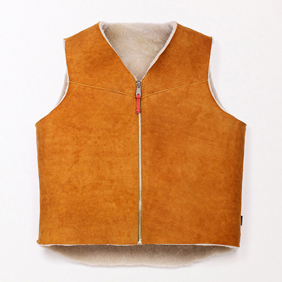 Warm Sheepskin Vest that will outlive you