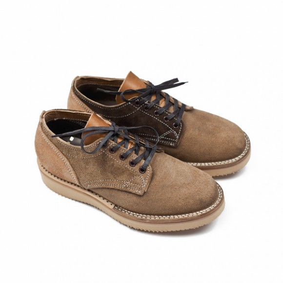 What Do You Like About This Inventory x Viberg Oxford Derby Lace Up 1