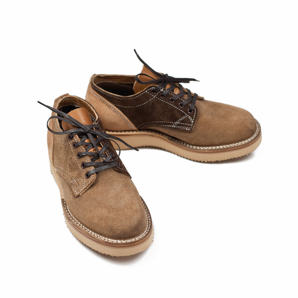 What Do You Like About This Inventory x Viberg Oxford Derby Lace Up 2