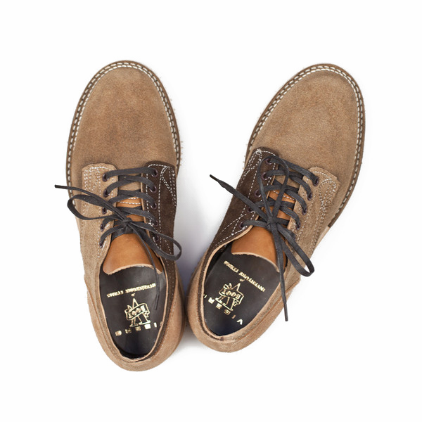 What Do You Like About This Inventory x Viberg Oxford Derby Lace Up 3