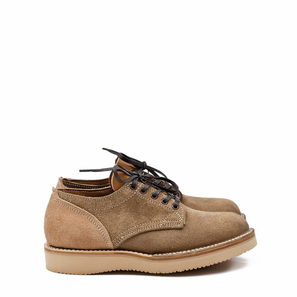 What Do You Like About This Inventory x Viberg Oxford Derby Lace Up 4