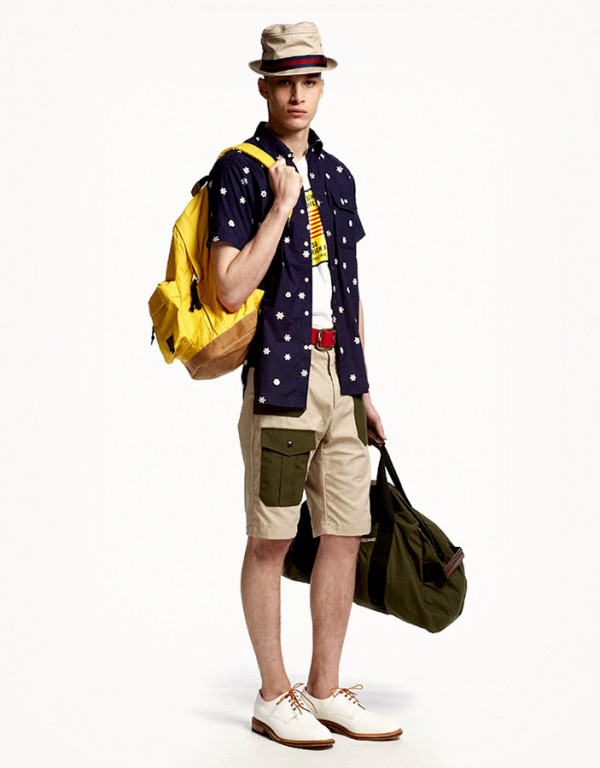 Woolrich Woolen Mills Spring Summer 2013 Collection