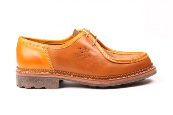 Yuketen x Heschung Footwear SS13 Lookbook 1