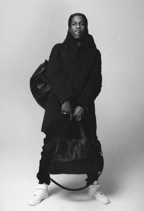 A Ap Rocky Hip Hop Menswear Style Soletopia
