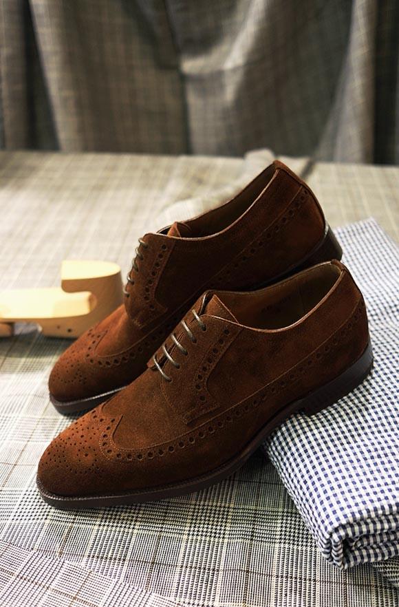 Classic Zonkey Boot Brogue Gingham