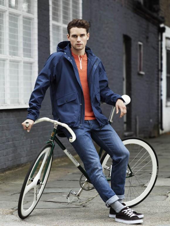 H&M for Brick Lane Bikes SS13 Lookbook