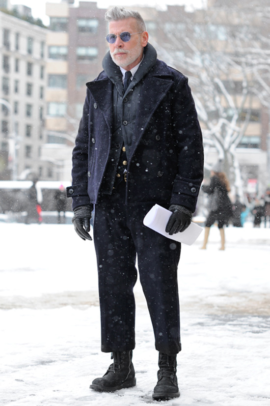 Nick Wooster On Surviving The Harsh Winter Soletopia