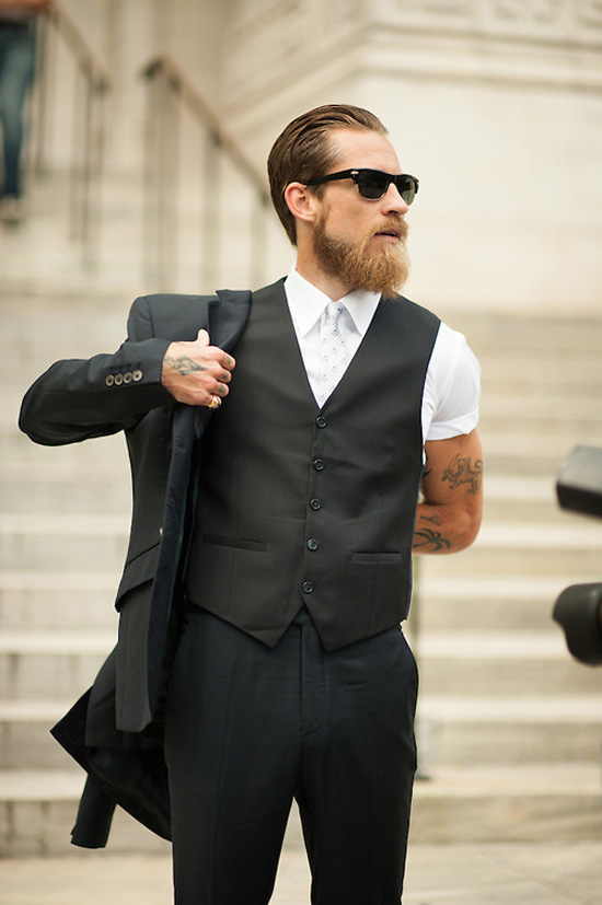 If Jax Teller Dressed Formal Soletopia