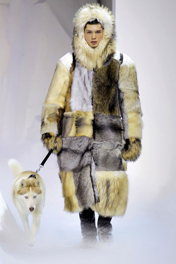 Moncler Gamme Rouge FW13 Collection