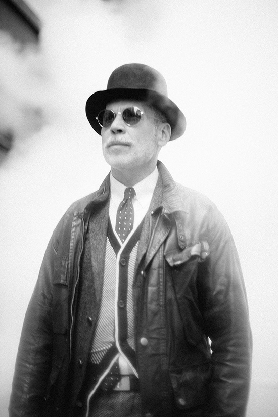 Nick Wooster x Mark McNairy FW13 Lookbook