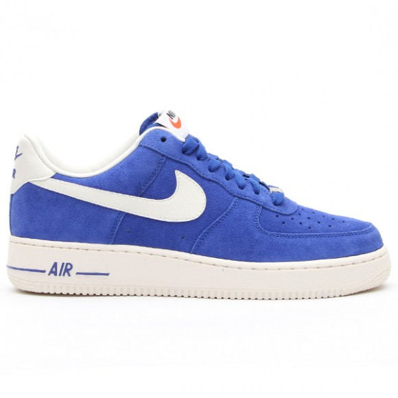 Nike Air Force 1 Suede Hyper Blue