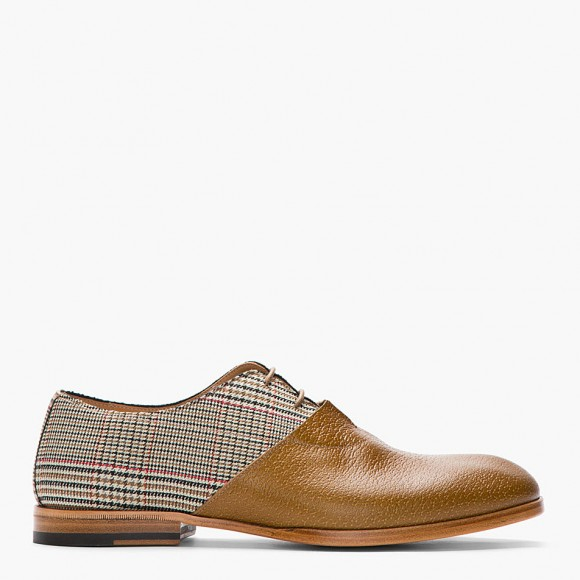 Prince of Wales shoes men