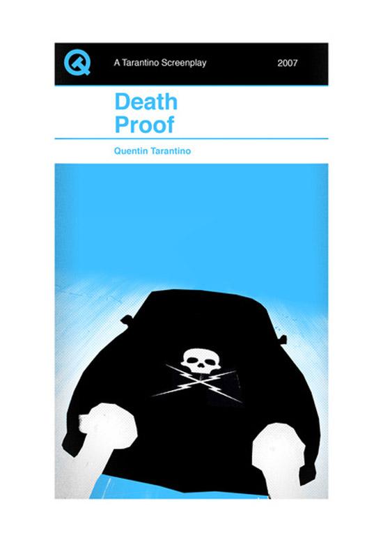 Screenplay Artwork Death Proof