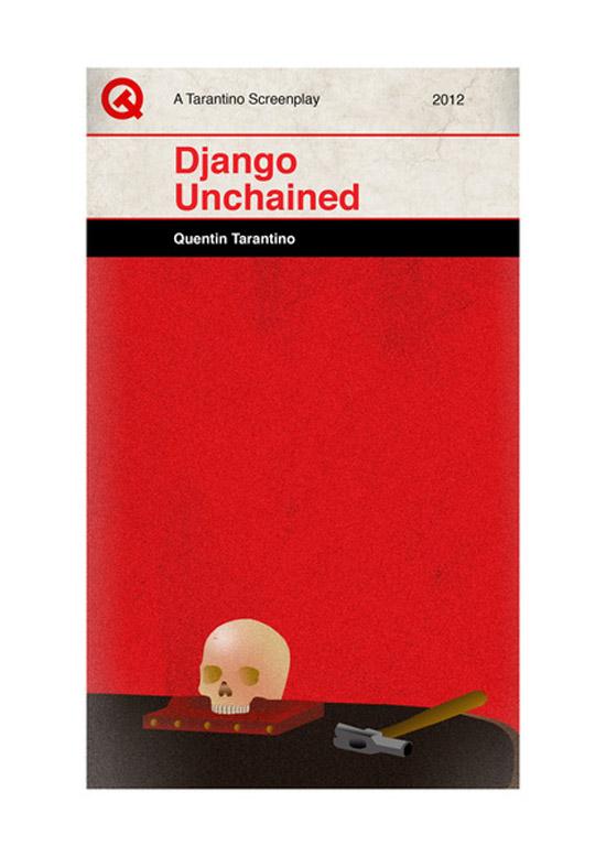 Screenplay Artwork Django Unchained