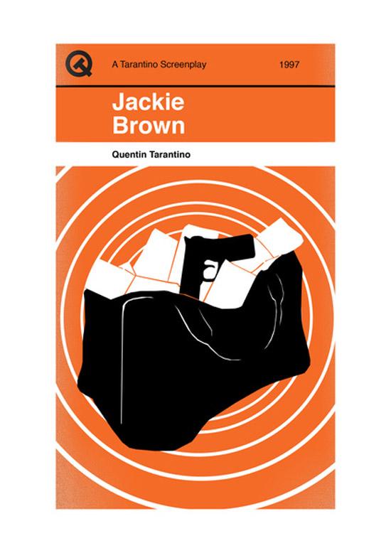 Screenplay Artwork Jackie Brown