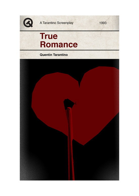 Screenplay Artwork True Romance