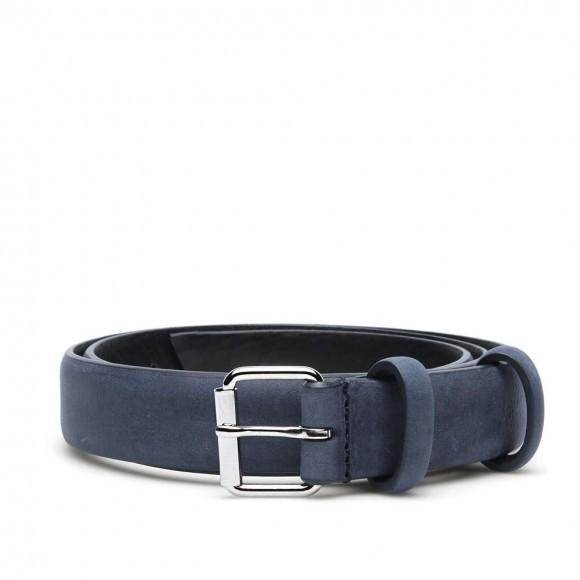 Superb navy belt men style Comme des Garcons Shirt