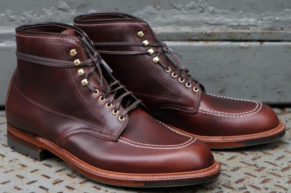 Majestic Alden Indy Brown Chromexel