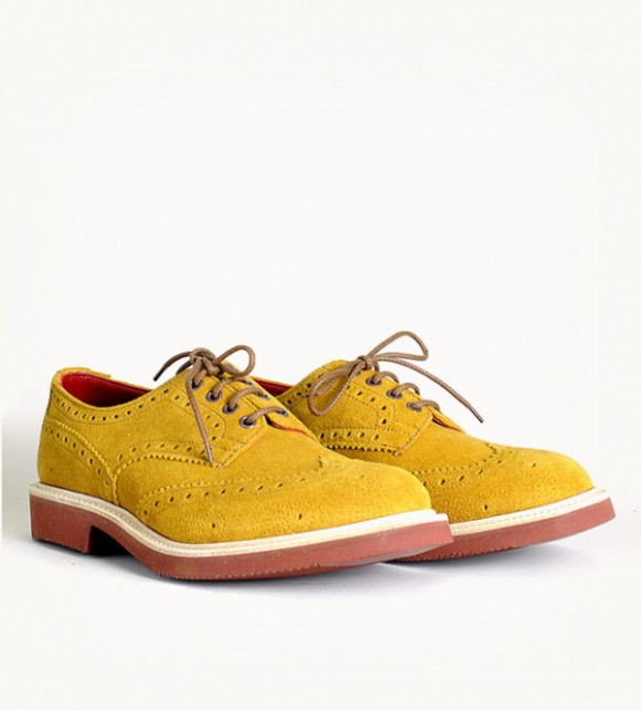 Tricker's Curry Brogue Howard