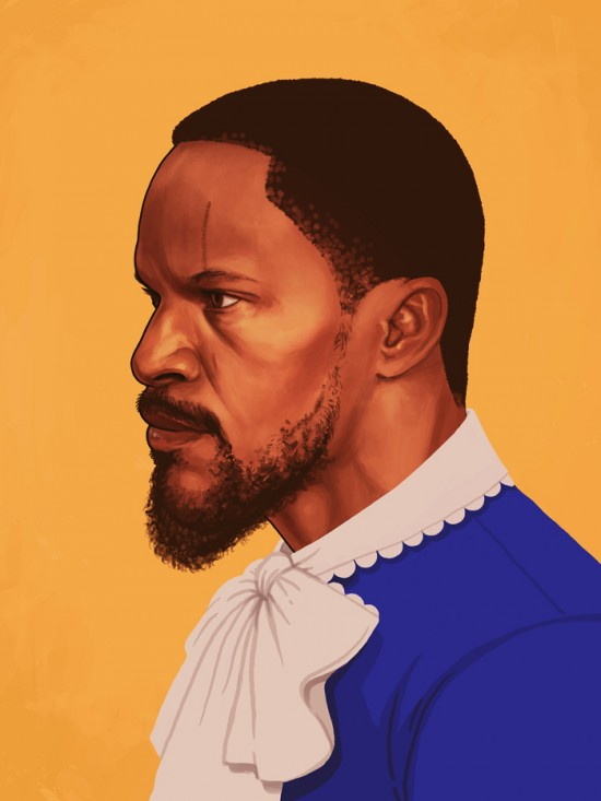 Amazing Movie Portraits by Mike Mitchell 2