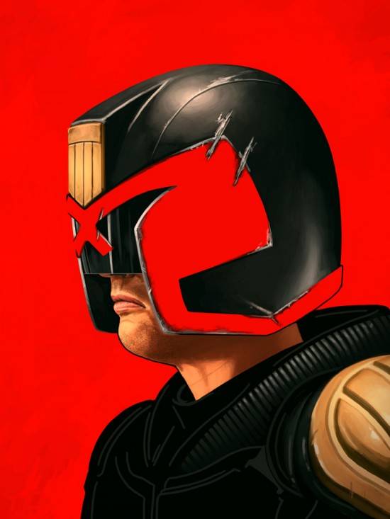 Amazing Movie Portraits by Mike Mitchell 3