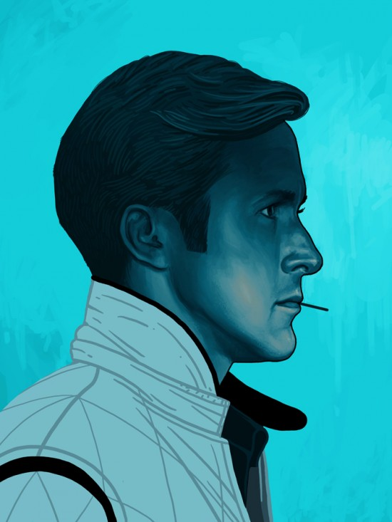 Amazing Movie Portraits by Mike Mitchell 4