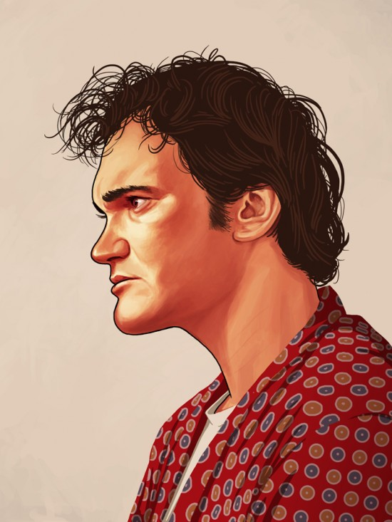 Amazing Movie Portraits by Mike Mitchell 5