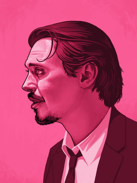 Amazing Movie Portraits by Mike Mitchell 8