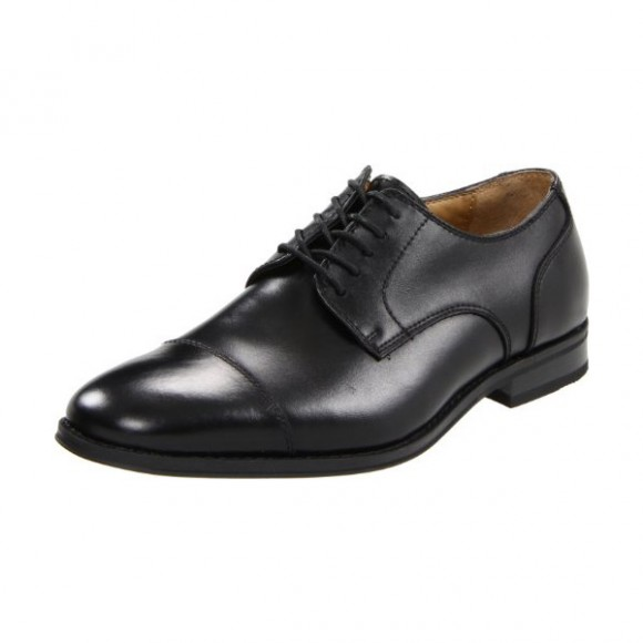 Bass Atlanta Cap Toe Oxford 1