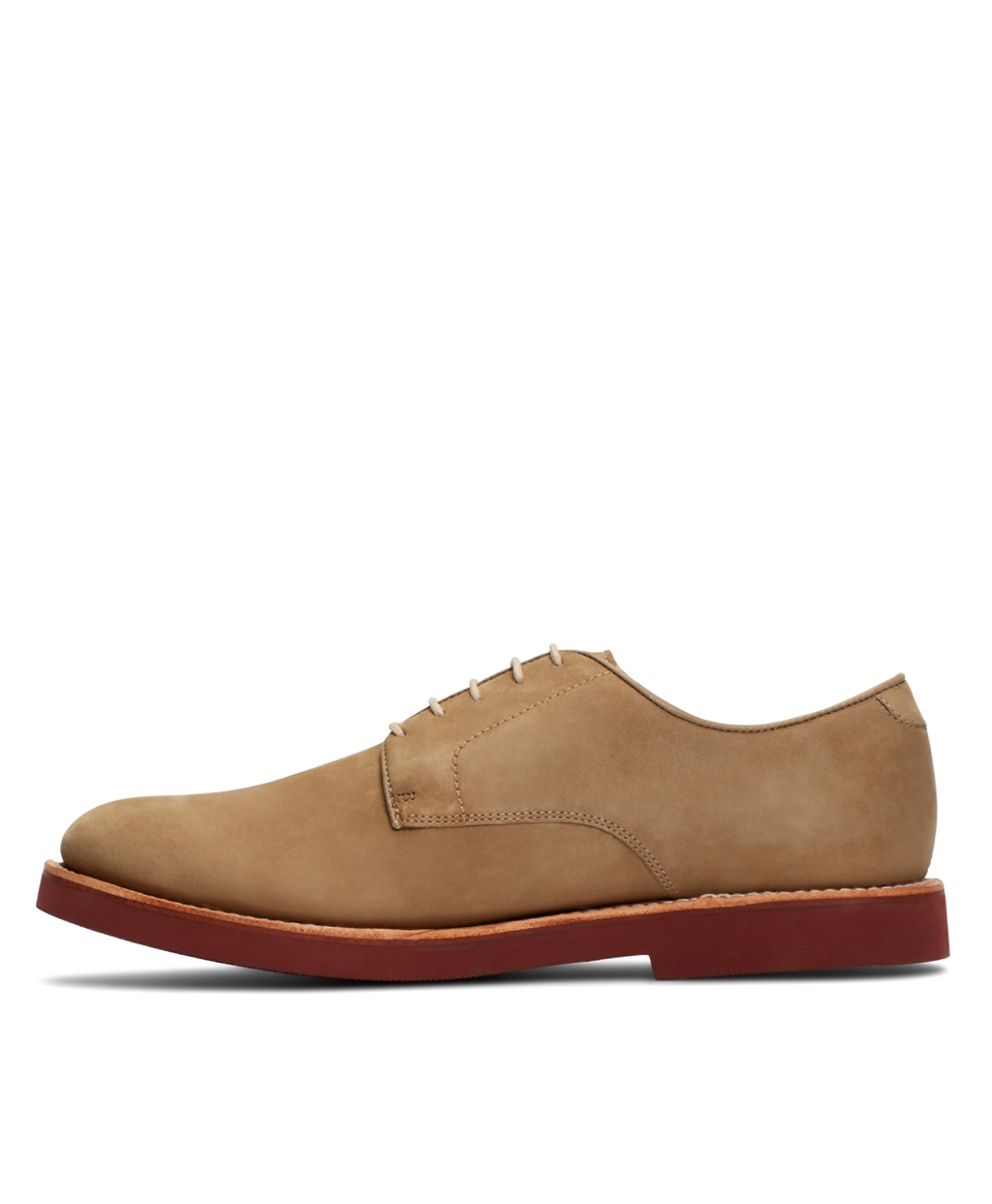 brooks brothers shoes tan nubuck