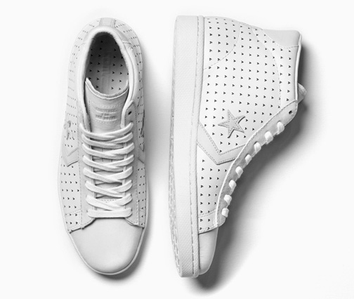 CONVERSE x Ace Hotel Pro Leather Mid 1