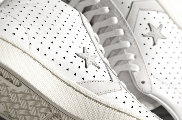 CONVERSE x Ace Hotel Pro Leather Mid 2
