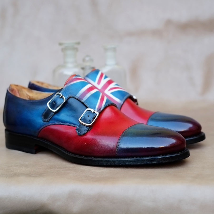 Dapper Report vol.6 13 london monk