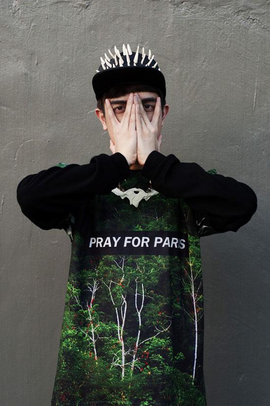 Dapper Report vol.6 18 pray paris