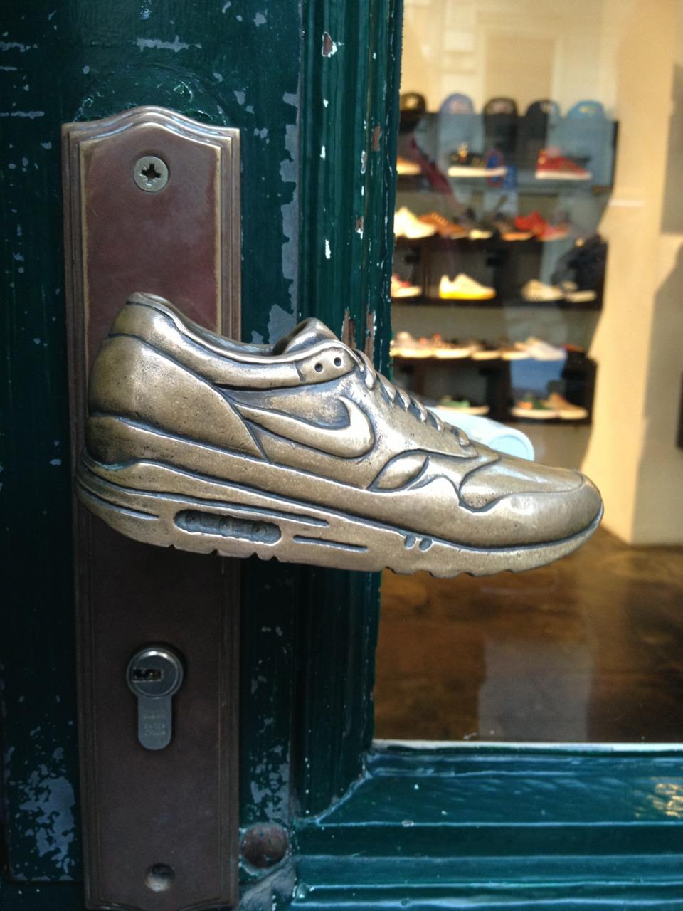 Dapper Report vol.6 21 shoe handle