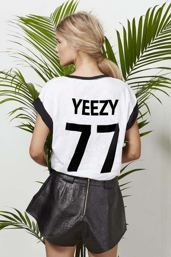 Dapper Report vol.6 29 yeezy girl