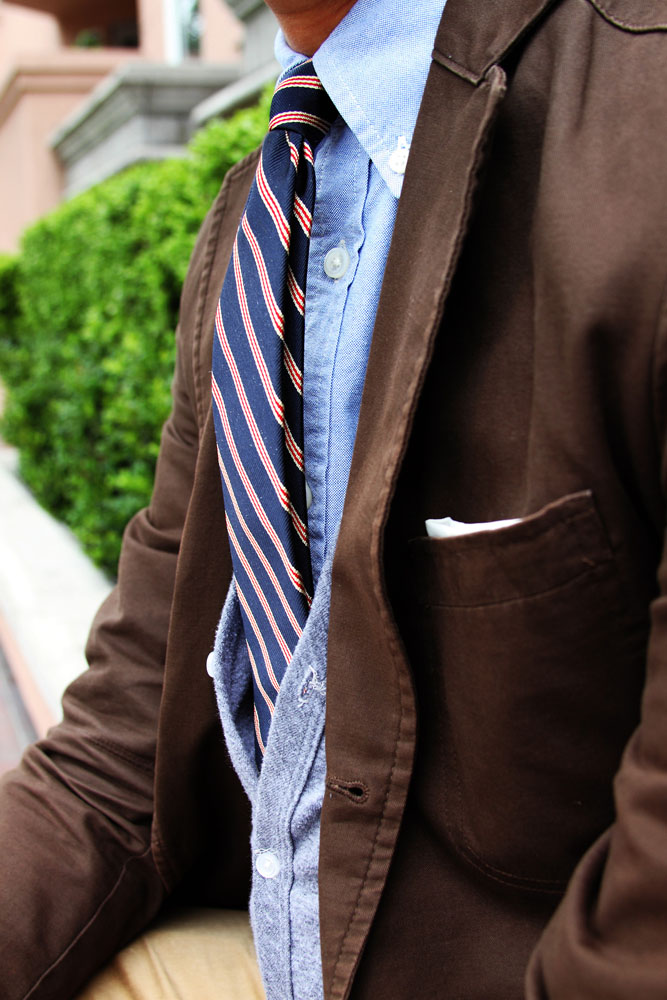 Dapper Report vol.6 34 preppy layers