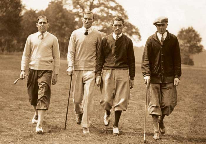 Dapper Report vol.6 35 golfer swag