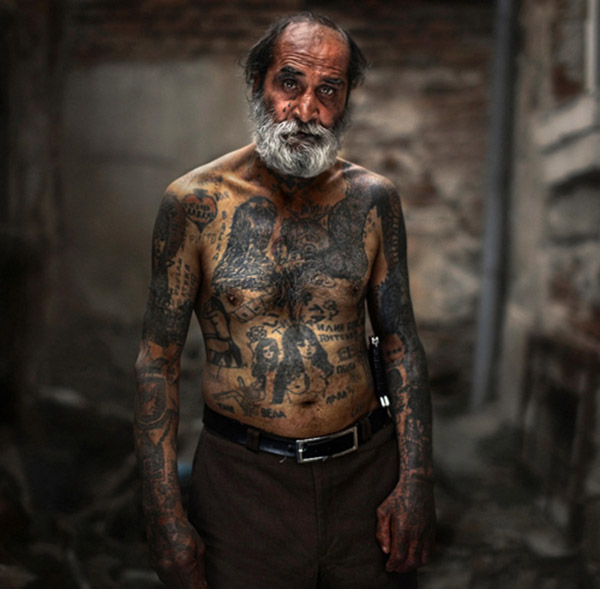 Dapper Report Vol.7 12 Criminal Tattoos